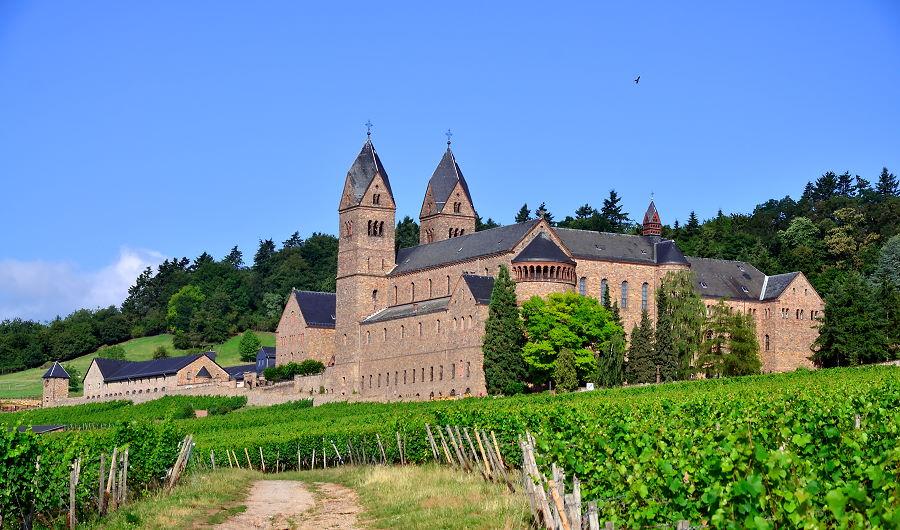 Abtei St. Hildegard in Rüdesheim